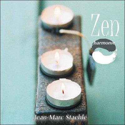 """Cd de JM Staehle """"Zen Harmonie"""""""