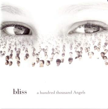 """Cd du groupe Bliss """"Thousand angels"""""""