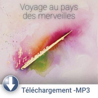 """Pochette du commentaire """"Voyage au pays des merveilles"""""""