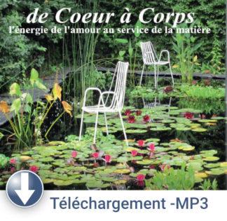 De Coeur à Corps - en téléchargement mp3