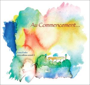 """Livre """"Au commencement"""""""