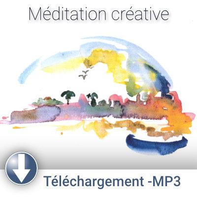 Méditation créative en téléchargement